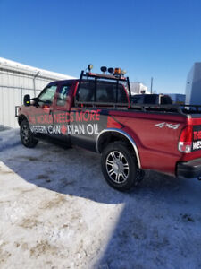 2001 Ford F-250 S/D Low Kilometers w/ Inspection & Car Proof