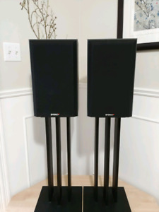Energy 2.1e Speakers + Stands