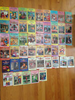 """52 """"THE BABYSITTERS CLUB"""" BOOKS!"""