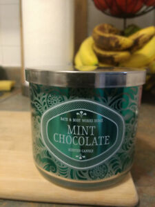 Mint Chocolate B&BW candle