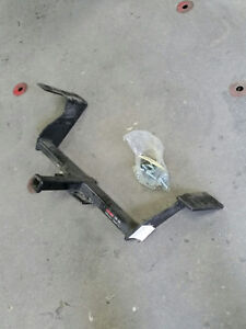 2015 subaru forester tow hitch- used