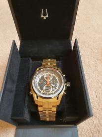 Bulova Precisionist Chronograph Watch