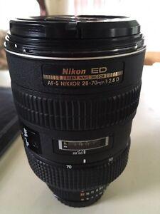 Nikon 28-70 F2.8