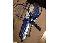 Two tennis rackets + bag !
