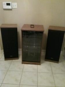 Technics stereo system.  Vintage.  Original owner.