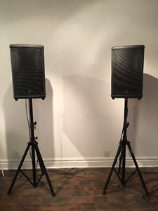 Yorkville NX55p Powered Speakers