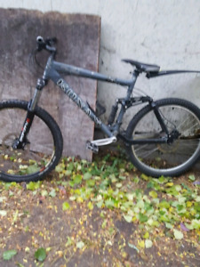 PRICE REDUCED!! Full Suspension Kona for sale.