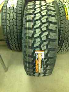 35-12.5-r18 new LT thunderer trac grip mud terrain