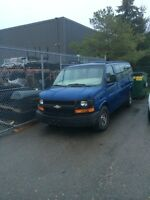 2003 Chevy Express