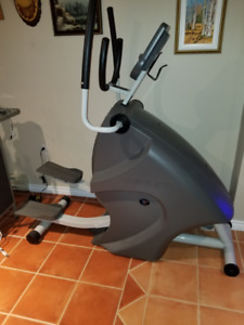 Trimline Elliptical execise equipment