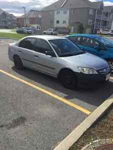 2004 Honda Civic Sedan