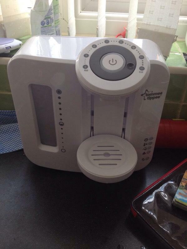 tommee tippee steamer instructions