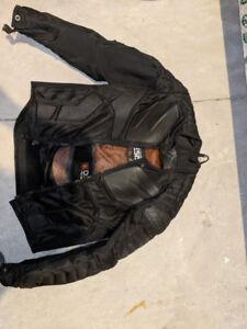 ICON overlord motorcycle jacket