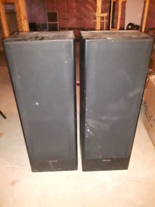 Kenwood speakers