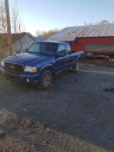 08 Ford Ranger