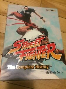 Street Fighter the complete history Book livre neuf new