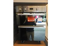 Hotpoint integrated cooker UHS53X