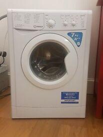 Indesit IWC71452 ECO Washing Machine 9kg Capacity A++ Energy rate White