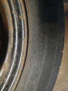 Winter tires for sale Kitchener / Waterloo Kitchener Area image 3