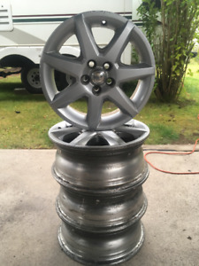 "16"" Alloy Rims for Prus"