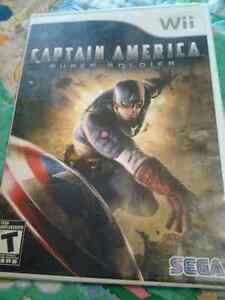 Captain America- Super Soldier for Wii