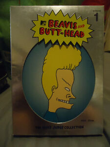 BEAVIS AND BUTTHEAD THE MIKE JUDGE COLLECTION VOLUME 1