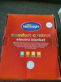 King-size electrical blanket