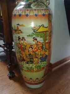 Chinese vase Kawartha Lakes Peterborough Area image 2