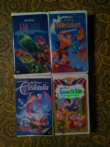 best ohher i have 4 disney VHS movies neeed sold