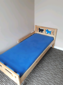 IKEA toddler bed 🛏