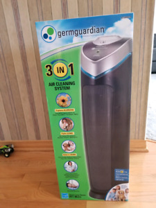 Purificateur d'air / Air purifier cleaning system Gemguardian