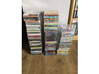 Collection of 80s , 90s upwards cds.