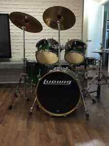 Batterie Ludwig  Accent CS Custom