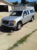 2010 GMC  canyon ext cab ($3950 firm)
