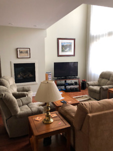 3,000sq.ft. HOUSE FOR RENT KANATA LAKES OCT 1st