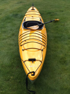 Delta 14.5 Sport With Rudder and Werner Paddle