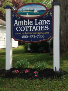 Port Elgin Summer 2018 SPECIAL PRICES!!  A/C, WIFI