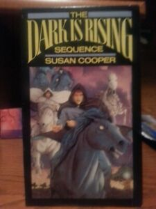 Great Classic Fantasy! - Susan Cooper Dark is Rising set