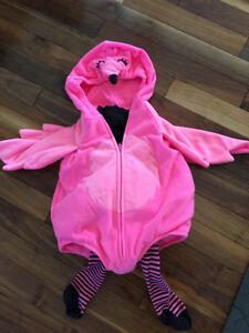 6-9 month flamingo costume