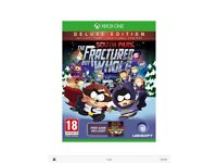 South Park deluxe edition Xbox one game new sealed