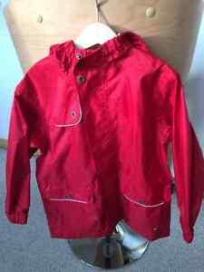 MEC Rain Jacket, Red, Age 6