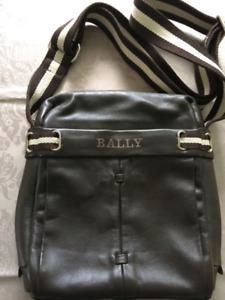 BALLY men's side bag