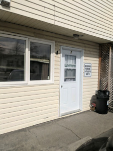 One bedroom apartment in Clarenville