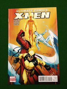 Ultimate X-Men #1 - Mark Bagley Variant Cover