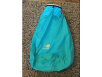 Camping dry bag cadets d of e sleeping bag rucksack accessory