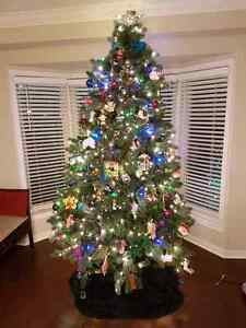 Artificial 7.5ft Christmas Tree