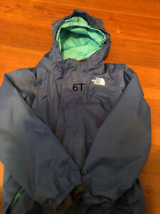 Multicouches 6T North Face