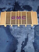 Gmc grille