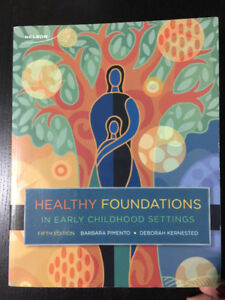 Healthy Foundation Early Childhood Buy Or Sell Books In Ontario
