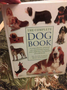 Hard cover book of dogs Belleville Belleville Area image 1